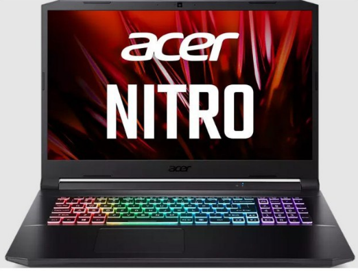 Portátil Gaming Acer Nitro i7 16GB 1TB RTX3060