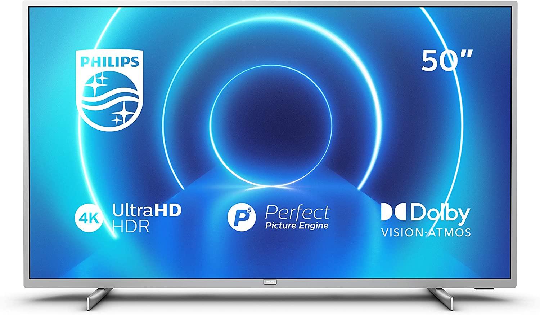 "SmartTV Philips 50"" UHD 4K"