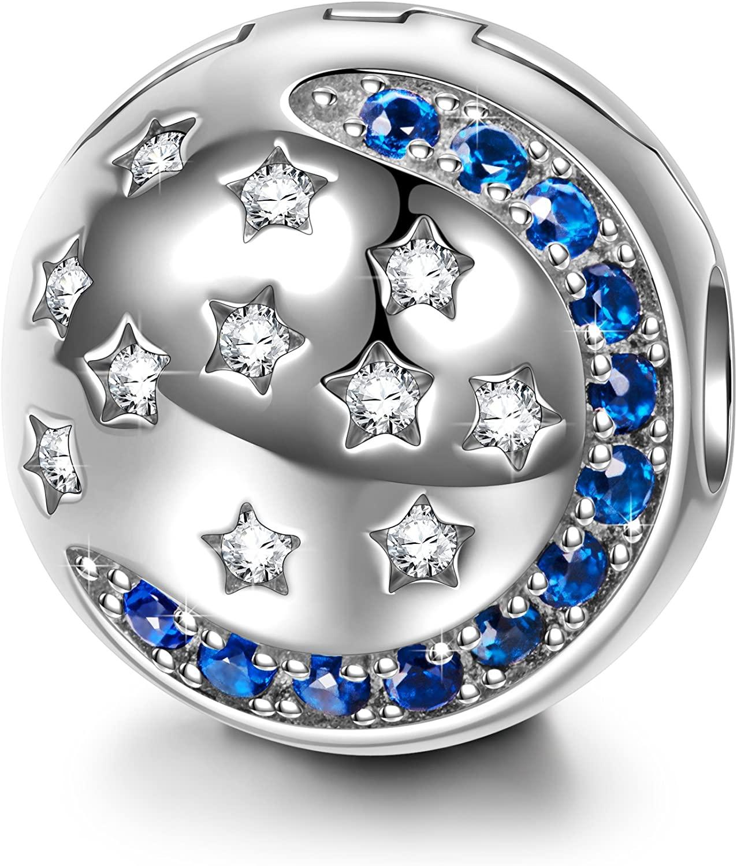 Charm Nina Queen plata 925