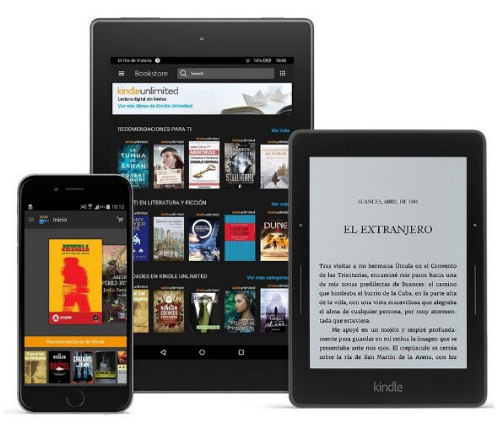3 Meses de Amazon Kindle Unlimited