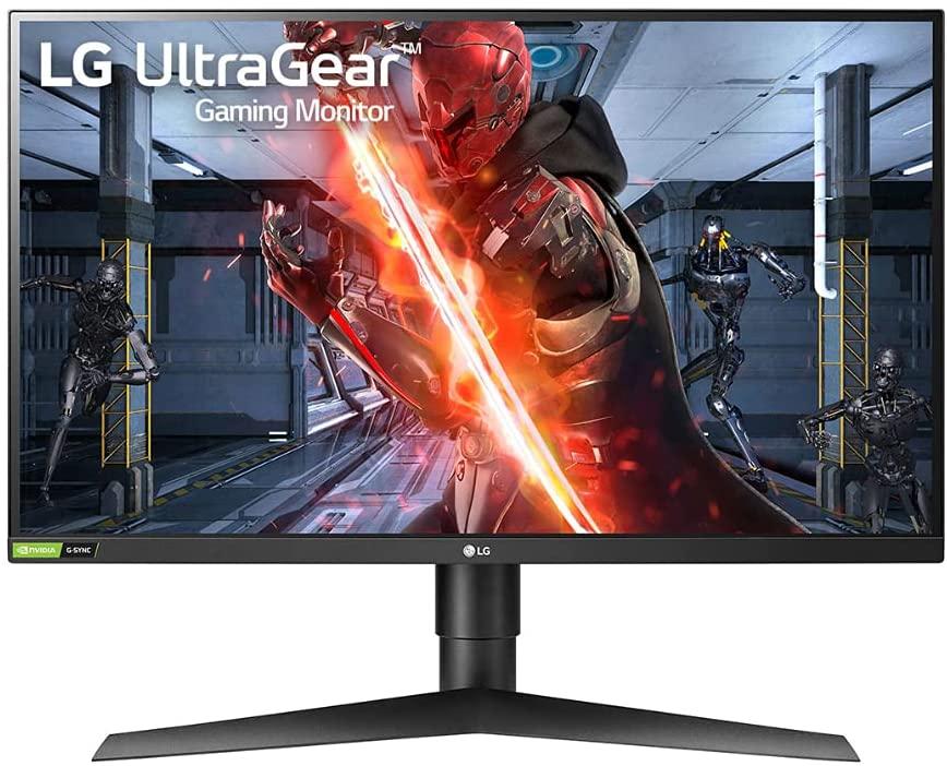 Monitor Gaming LG 27'' FullHD 240Hz G-Sync