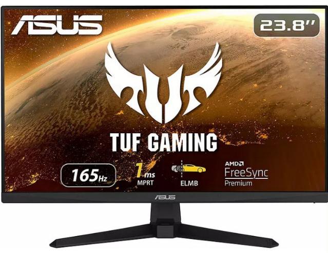 """Monitor Gaming 23,8"""" FHD ASUS TUF Gaming VG249Q1A"""