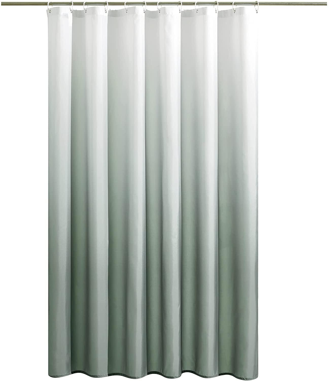 Cortina de ducha antimoho 180x180cm