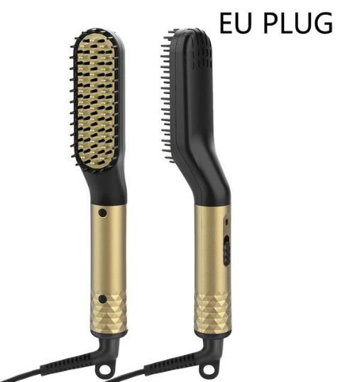Cepillo eléctrico alisador de pelo