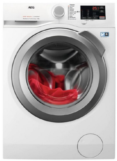 Lavadora AEG 8GB 1200RPM