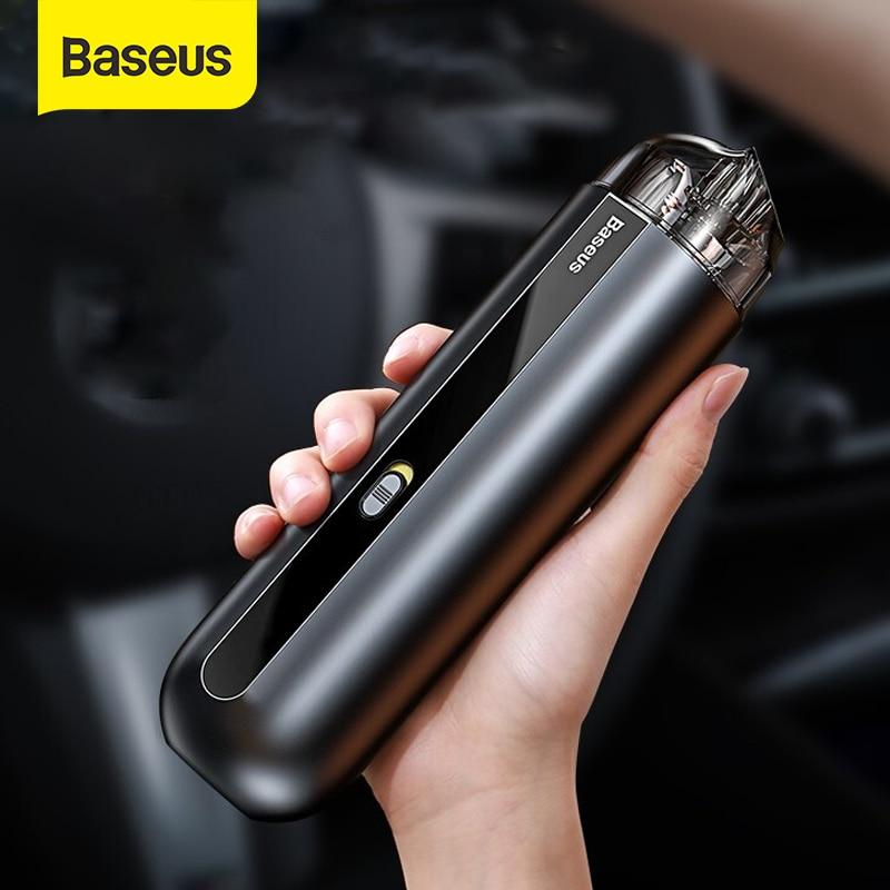 Aspiradora inalámbrica para coche Baseus