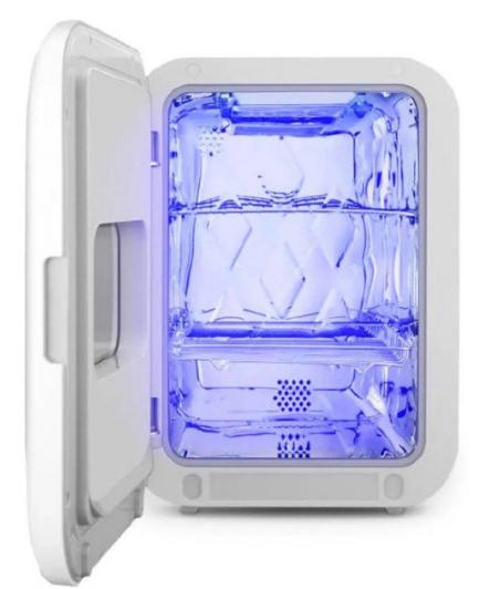Esterilizador UV Xiaomi Smartda HD-ZMXDJ01