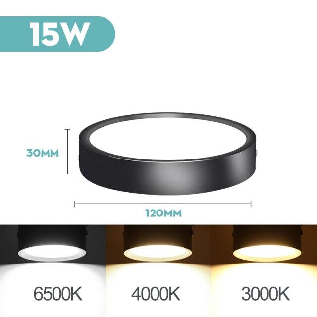 Downlight LED 15W