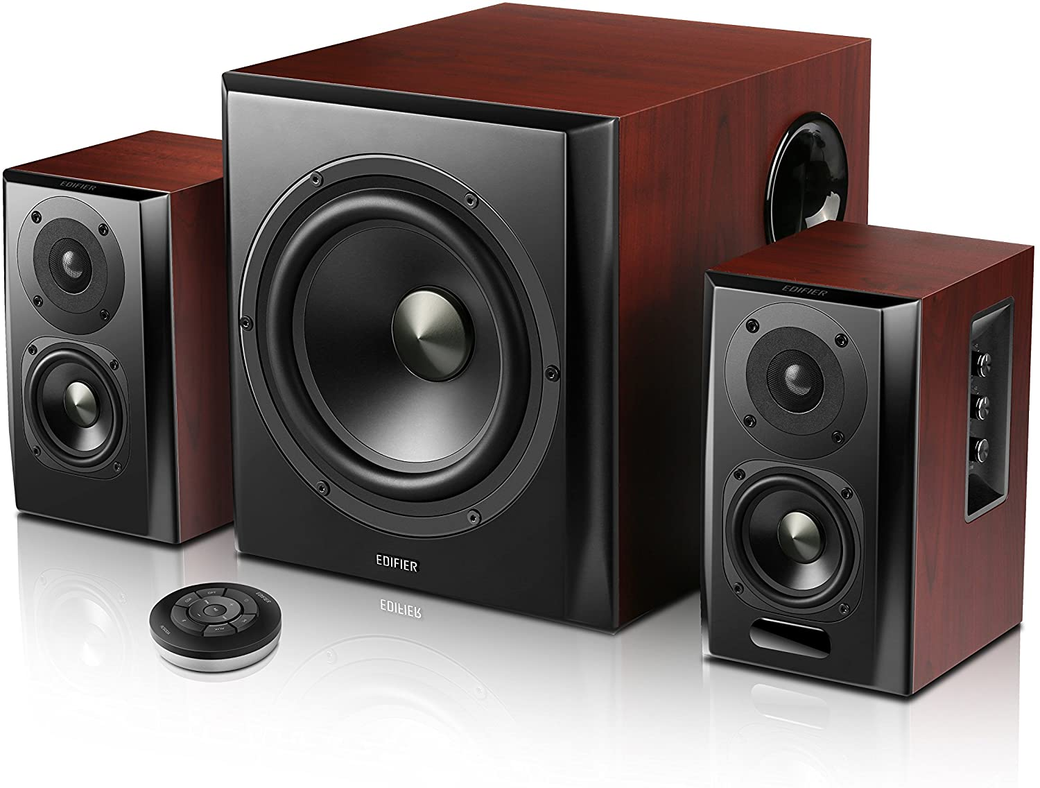 Altavoces Edifier S350DB 2.1canales 150W madera
