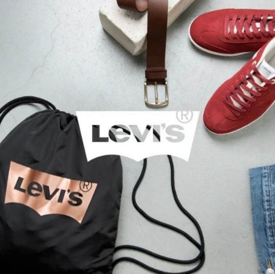 Hasta 75% de dto. en Calzado y Accesorios Levi's