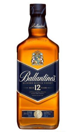 Whisky Escocés Ballantine's Blue 12 años