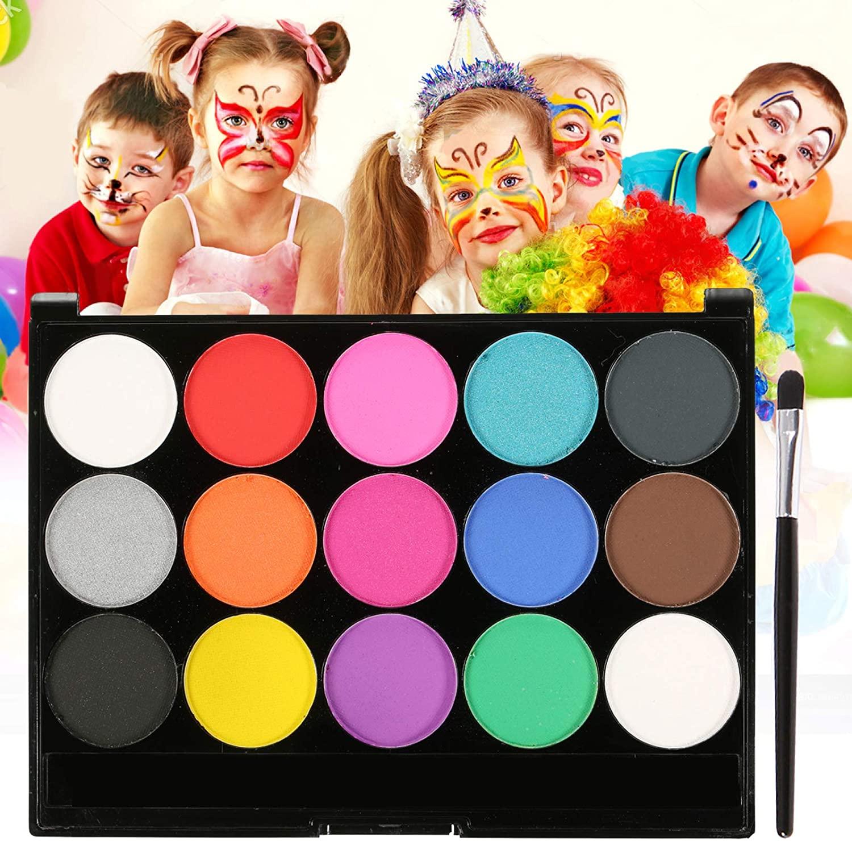 Juego de maquillaje para niños