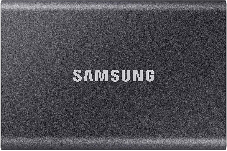 Disco SSD portátil Samsung T7 1TB
