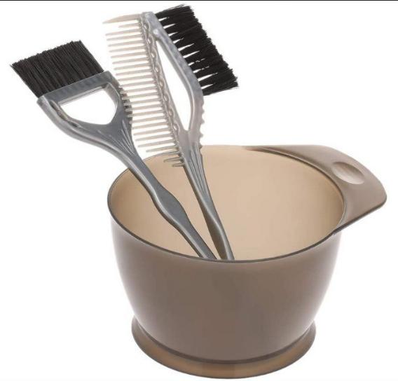 Kit para tintes del pelo