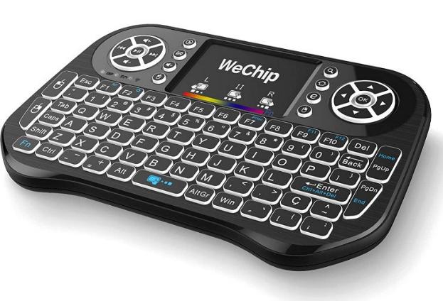 Teclado + ratón inalámbrico para Android TV