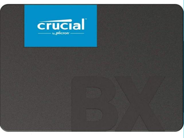 SSD Sata Crucial BX500 480GB