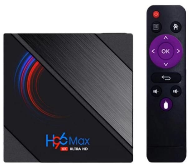 TV Box Android 2GB 16GB