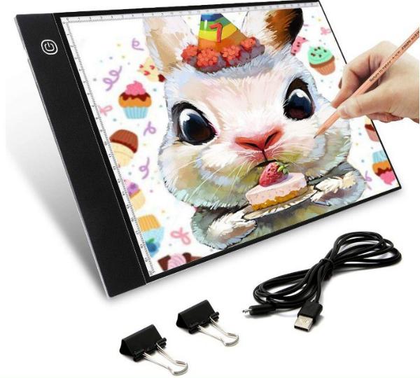 Tablet de dibujo LED USB