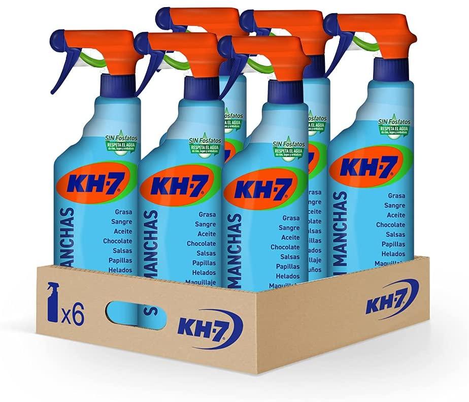 6x KH-7 Sin Manchas-Máxima Eficacia