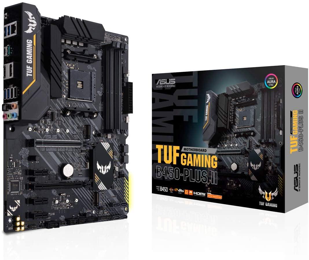 Placa Base ASUS Tuf Gaming B450-Plus II