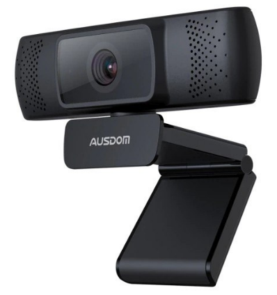Webcam Ausdom AF640 FullHD 1080p