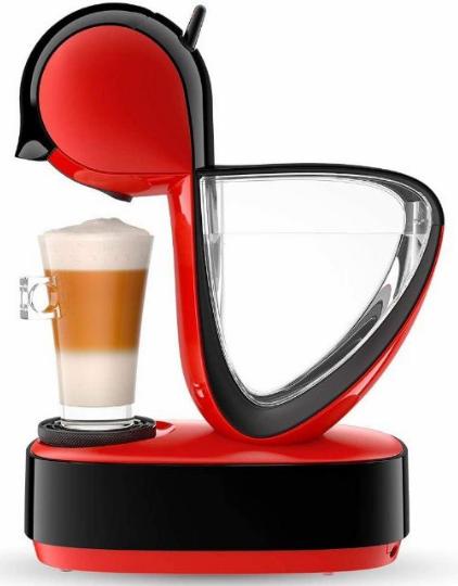Cafetera DeLonghi Infinissima