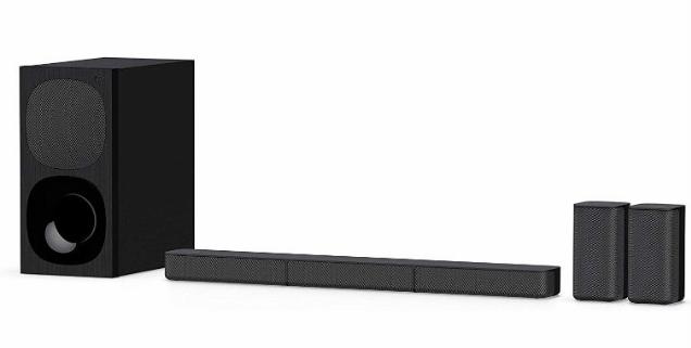 Barra de sonido Sony HT-S20R 5.1 400W