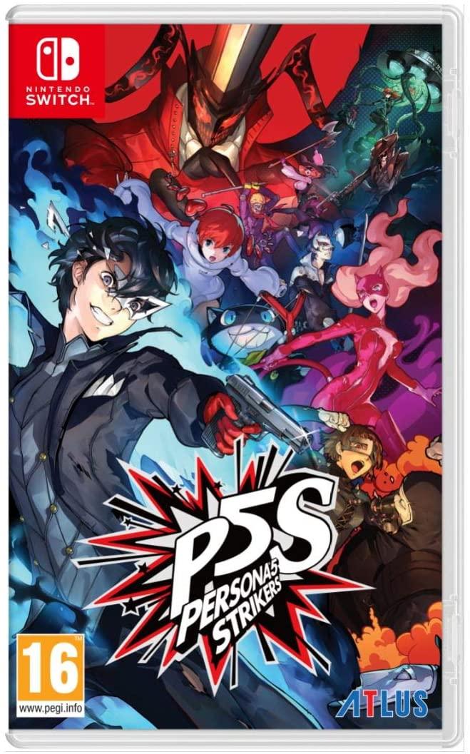 Persona 5 Strikers Editión Limitada