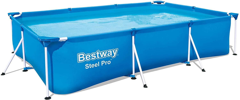 Piscina desmontable Tubular Bestway Steel ProPool