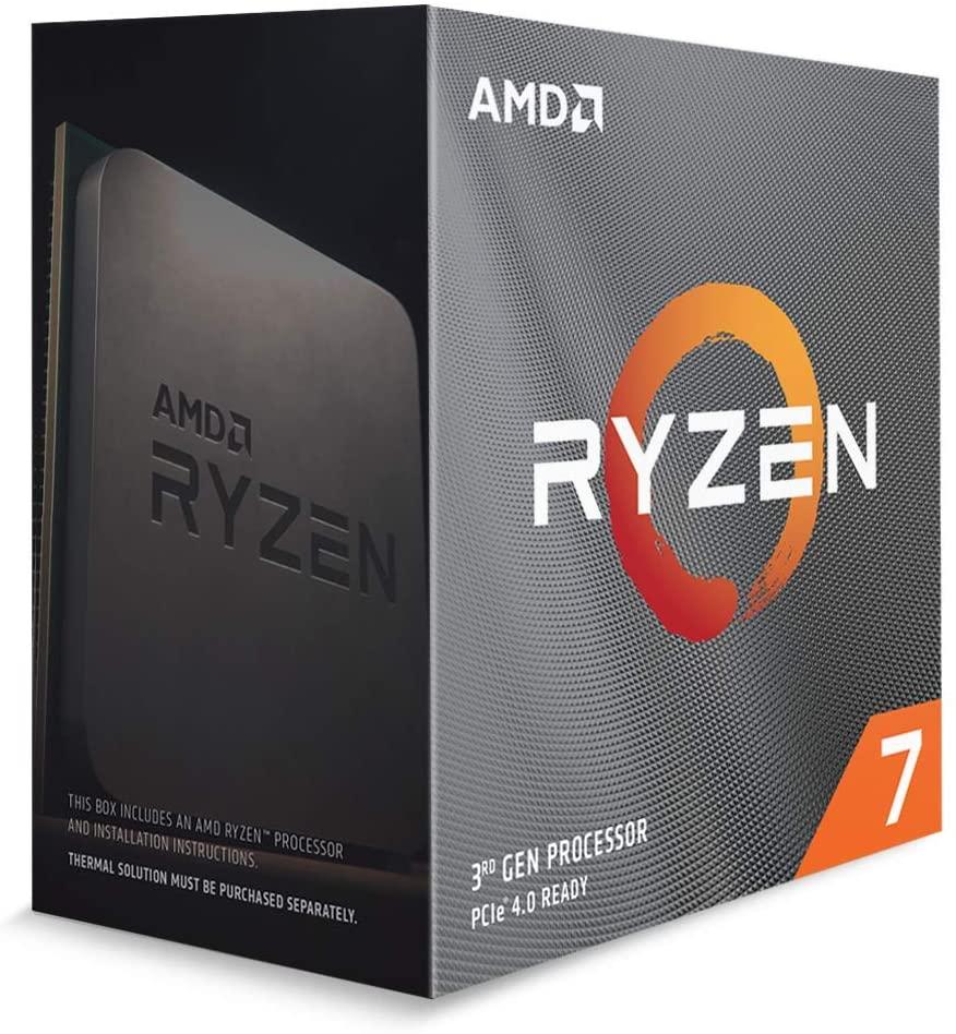 Procesador AMD Ryzen 7 3800XT