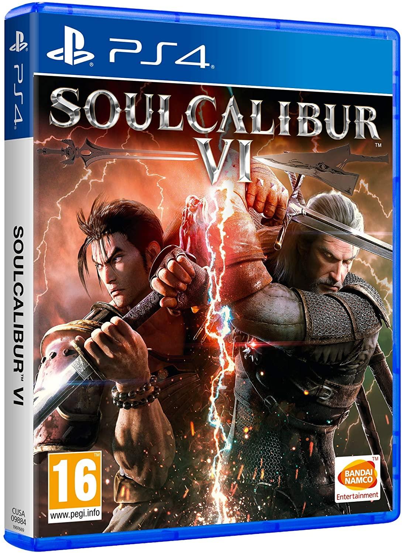Soulcalibur VI Edición Estándar