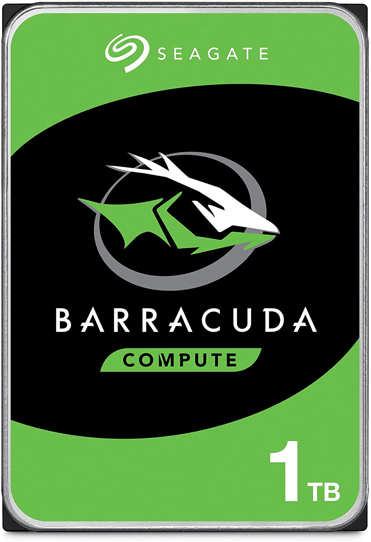 Disco duro interno Seagate BarraCuda 2TB