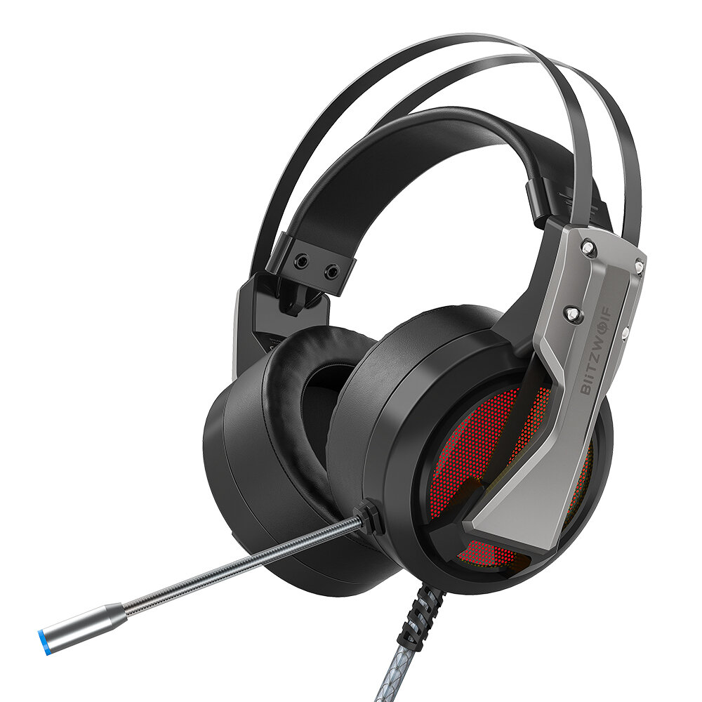 BlitzWolf® BW-GH1 Auriculares 7.1