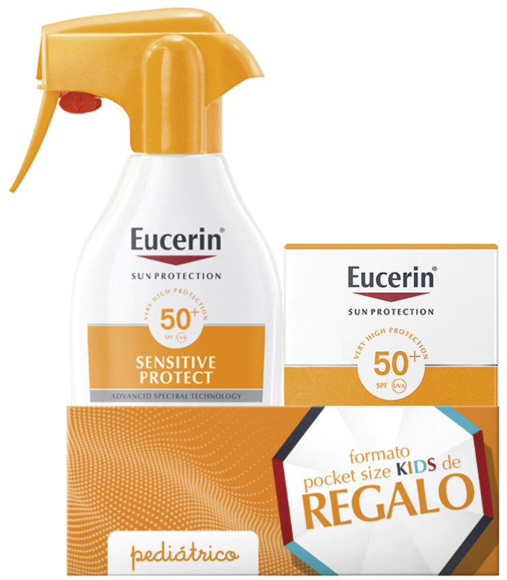 Spray Kids Sensitive Protect Sun 300 ml Eucerin
