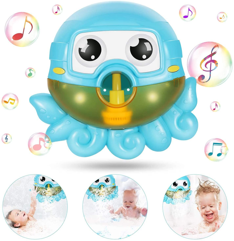 Máquina de burbujas para baño