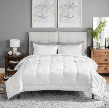 Edredón Nórdico Bedsure para cama de 180