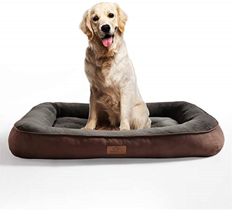 Cama Perro Extra Grande Lavable Bedsure