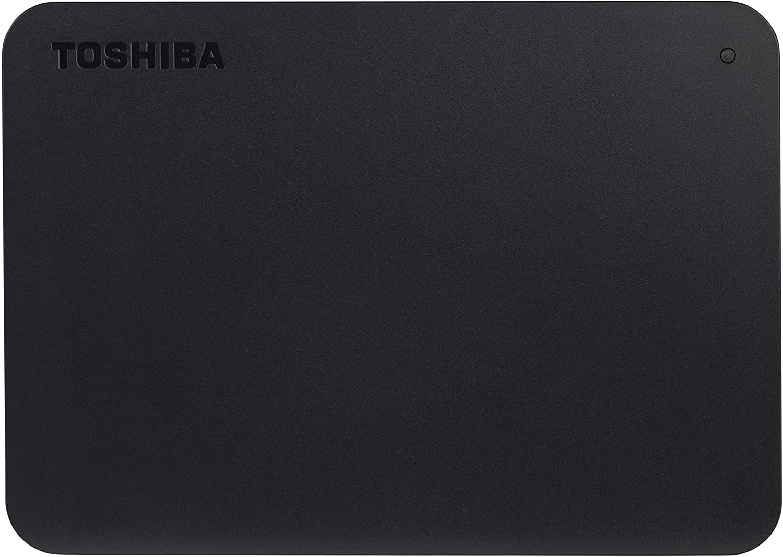"Disco duro externo Toshiba Canvio Basics 4TB 2,5"""