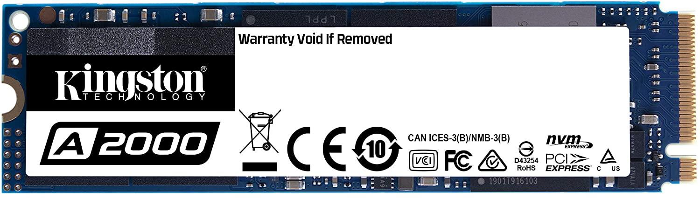Disco SSD 1TB NVME Kingston A2000