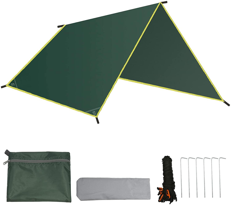 Lona de camping impermeable