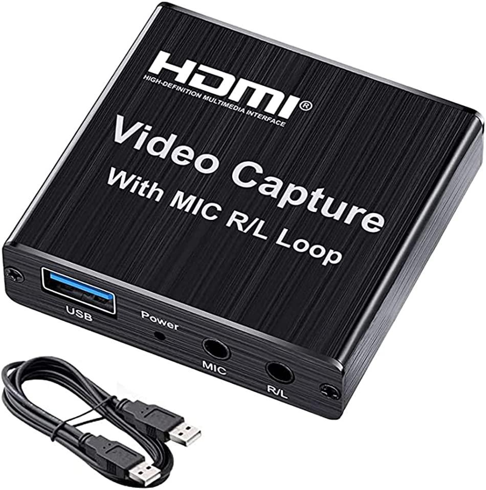 Capturadora de Video FullHD 1080p