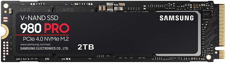 SSD Samsung 980 Pro 500GB NVMe Gen4
