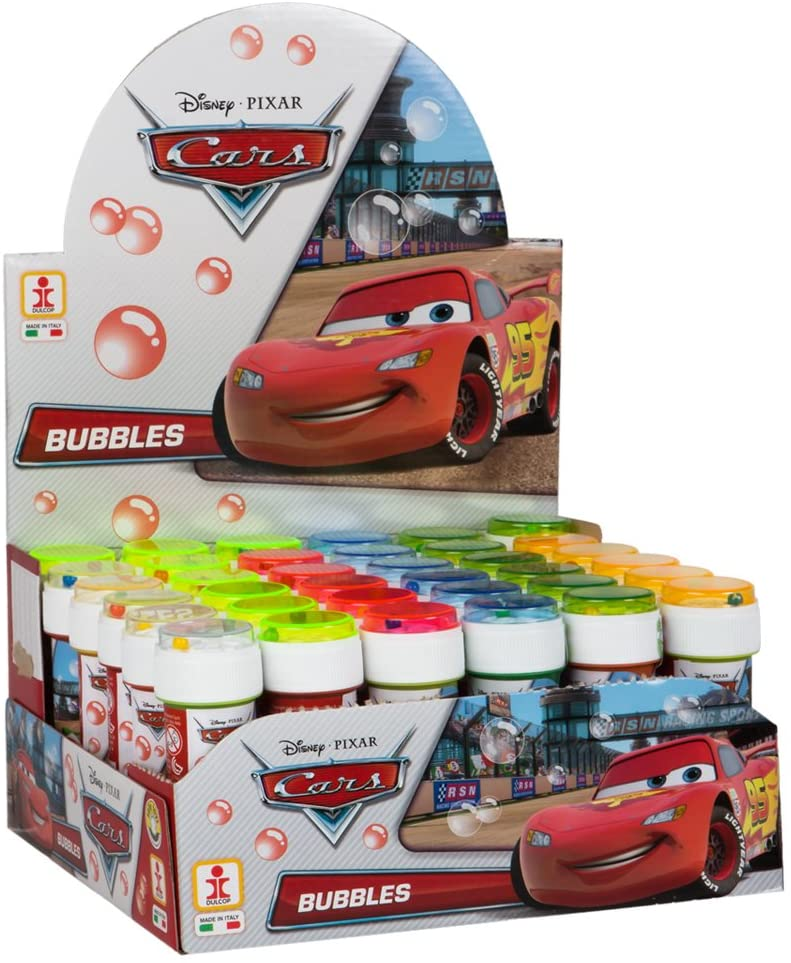36 Pomperos Cars