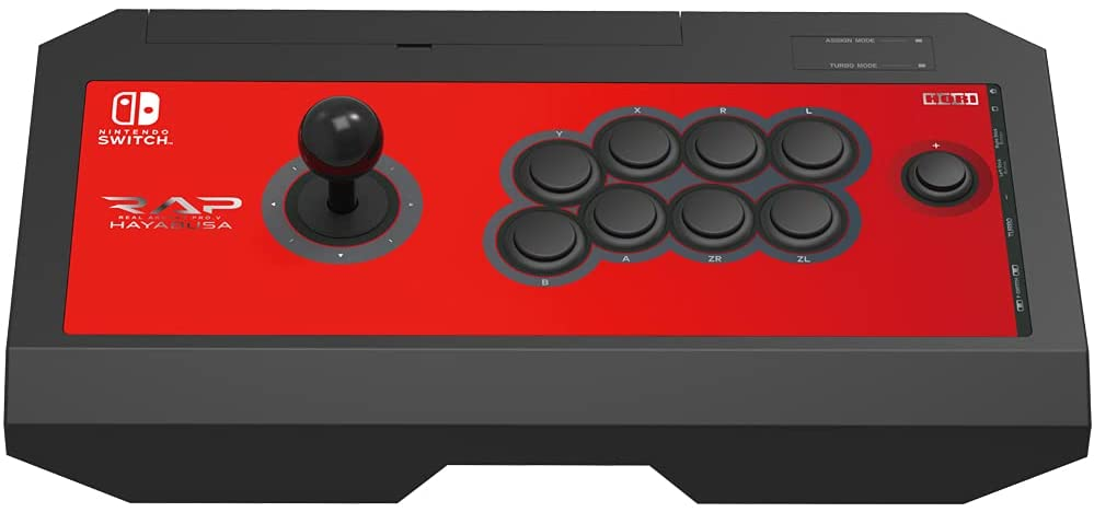 Stick arcade Hori RAP Hayabusa para PC y Nintendo Switch
