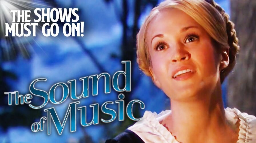 The Shows Must Go On! The sound of music GRATIS