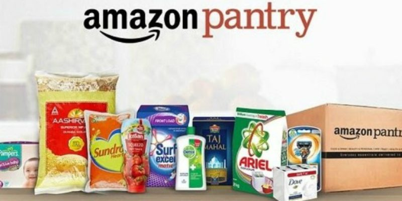 Productos desde Amazon Pantry a 1€