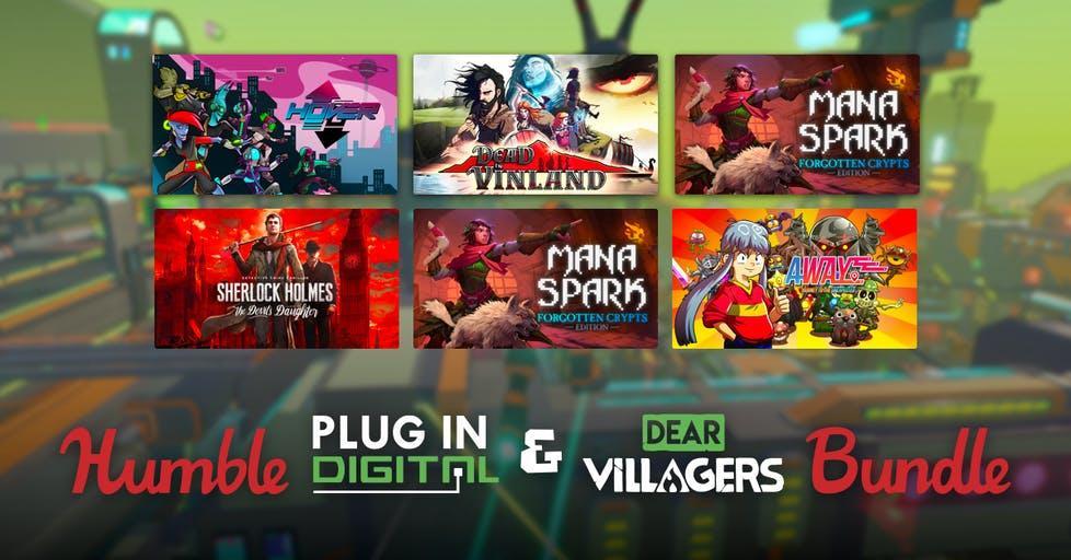Humble Plug in Digital & Dear Villagers Bundle