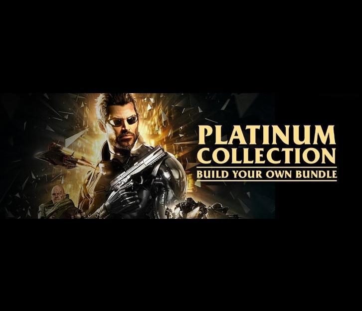 Platinum Collection: 3 Videojuegos desde Fanatical