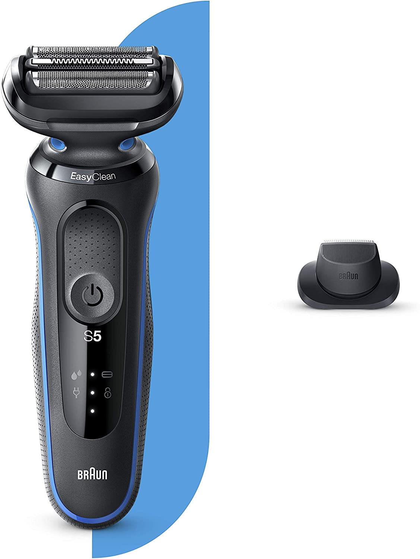 Afeitadora Eléctrica Braun Series 5