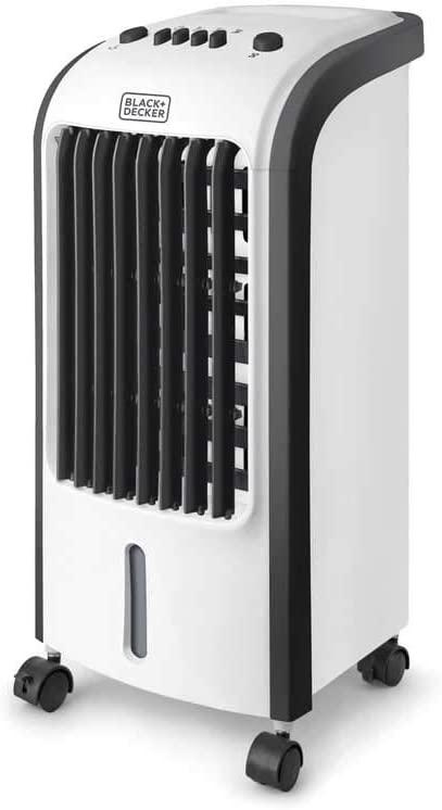 Black+Decker BXAC5E Ventilador humidificador